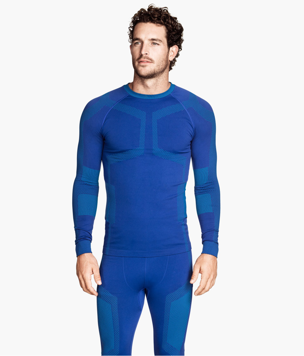 Justice Joslin Goes Sporty for H amp M DESIGNS FEVER