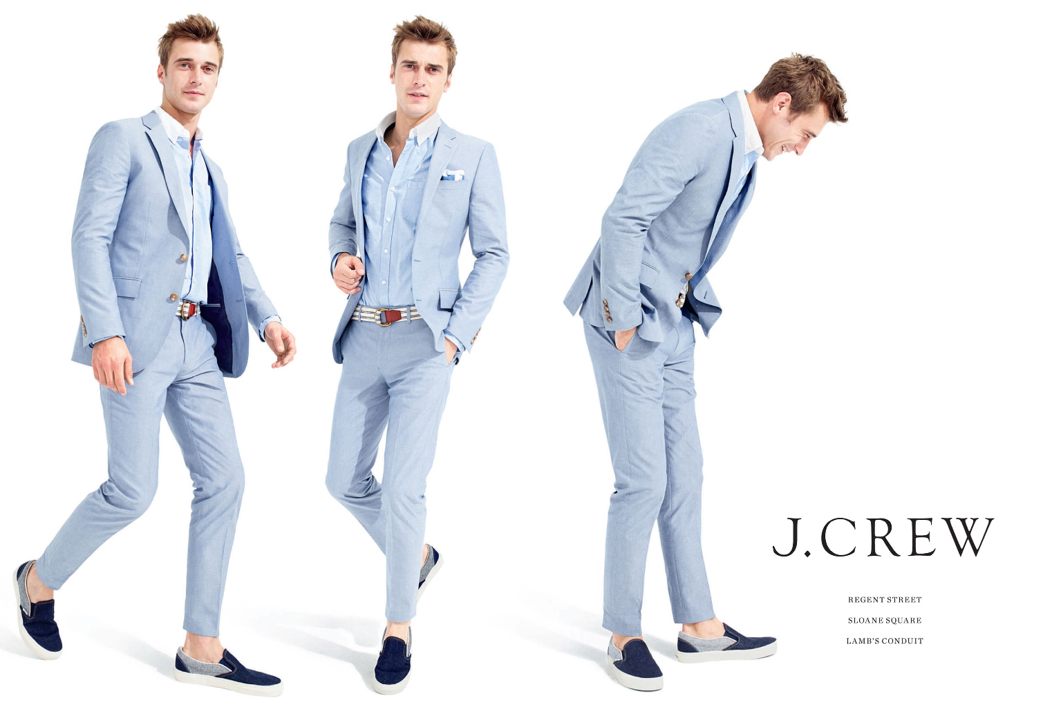 Clément Chabernaud Reunites with J.Crew for Summer 2015 Campaign ...