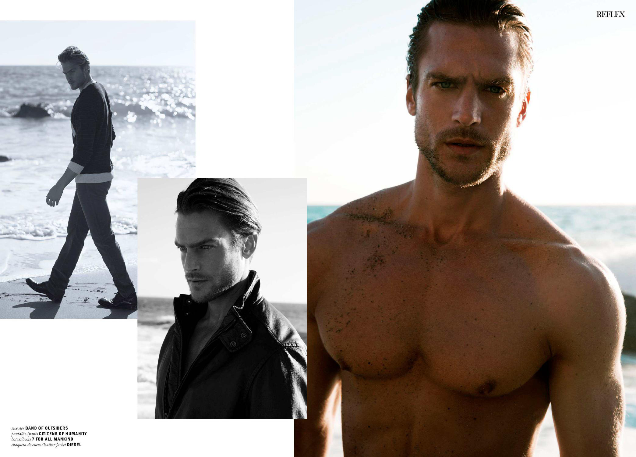 Assez Jason Morgan Covers Reflex Homme April Issue – DESIGNS FEVER JG56