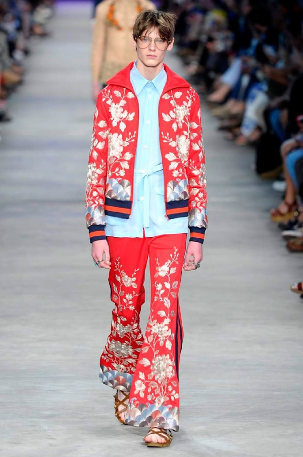 Amato Gucci Men's Spring/Summer 2016 #MFW – DESIGNS FEVER LX29