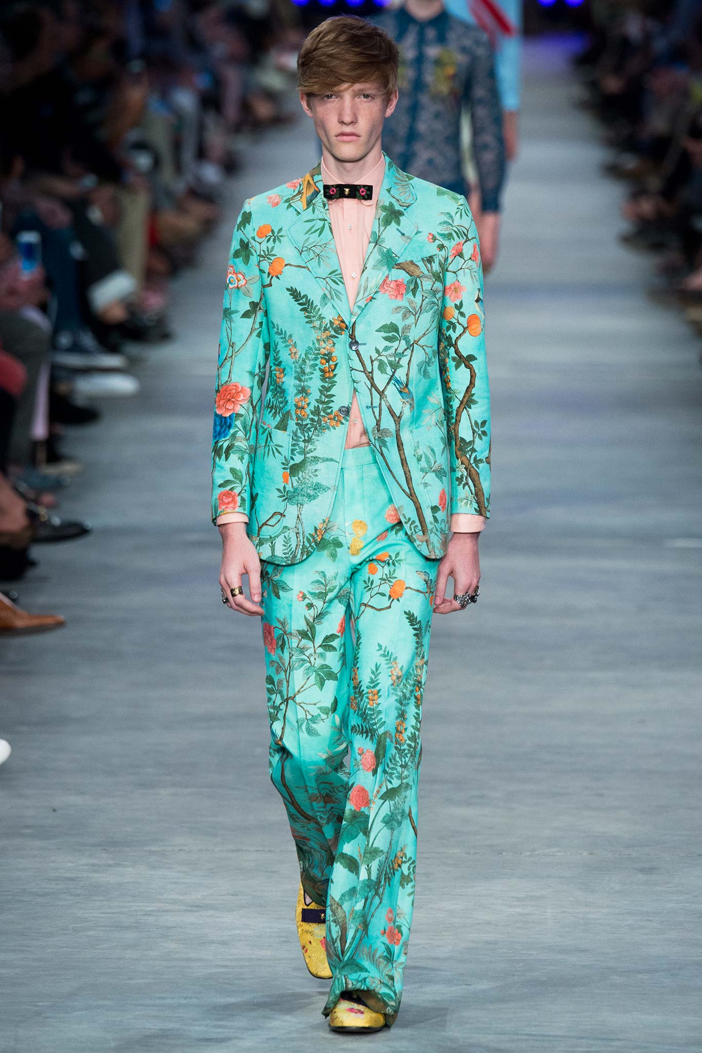 Milan Fashion Week Spring Summer 2016 Trend Report Beautiful Prints Designs Fever