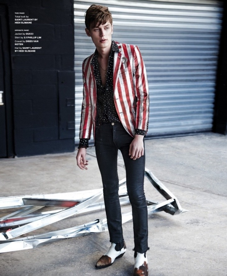 Essential Homme - June/July 2015