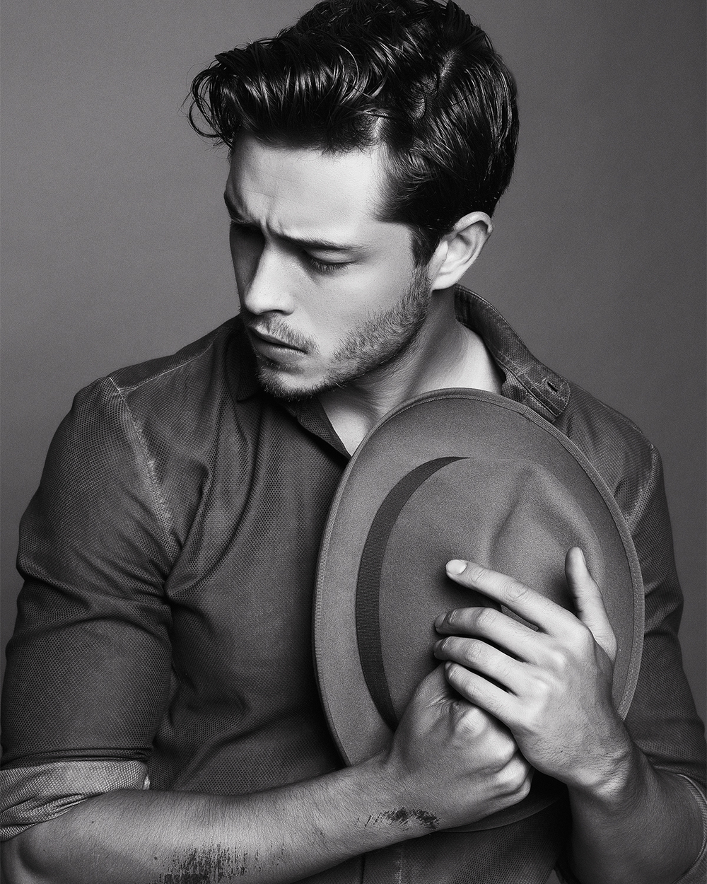 See New Portraits of Francisco Lachowski by Dimitris ...