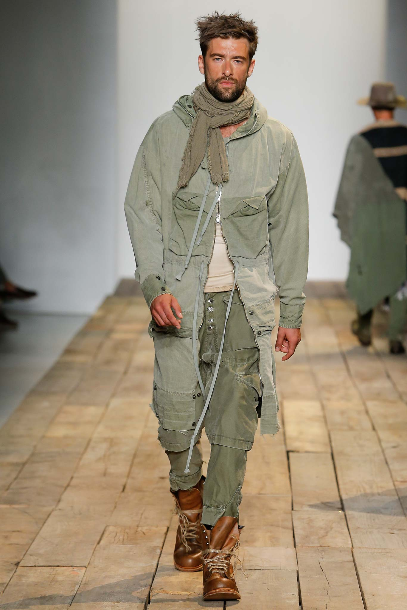 greg lauren fashion