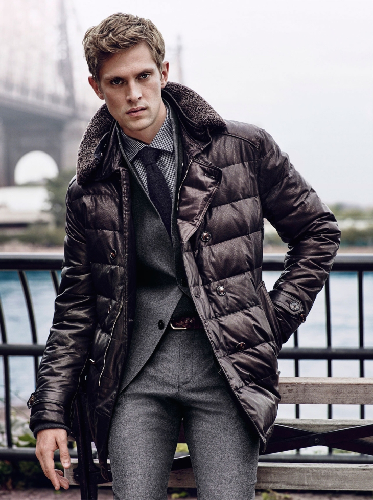 Massimo Dutti NYC Collection Fall/Winter 2015