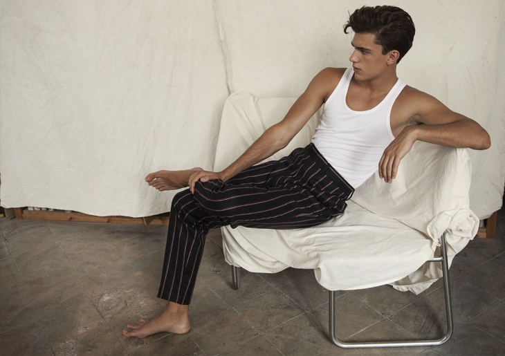 Hercules Universal - Fall/Winter 2015 outtake