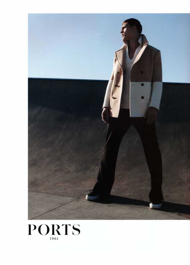 see new images of julian schneyder for ports 1961 fall