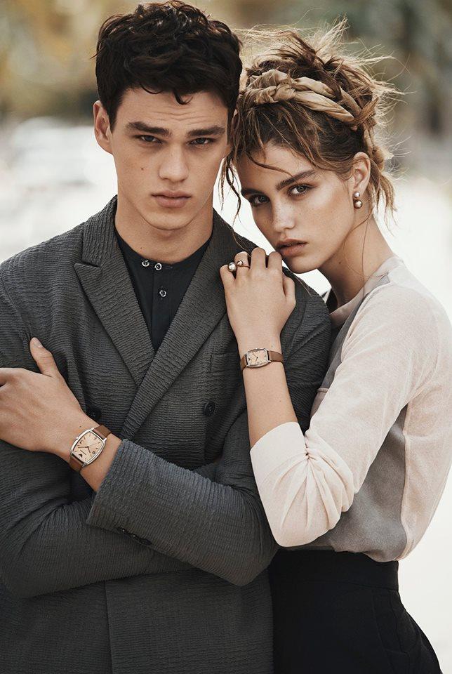 Emporio Armani Watches - Spring/Summer 2016