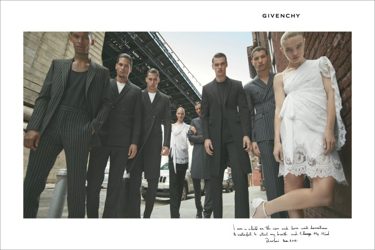 Givenchy - Spring/Summer 2016 #campaign