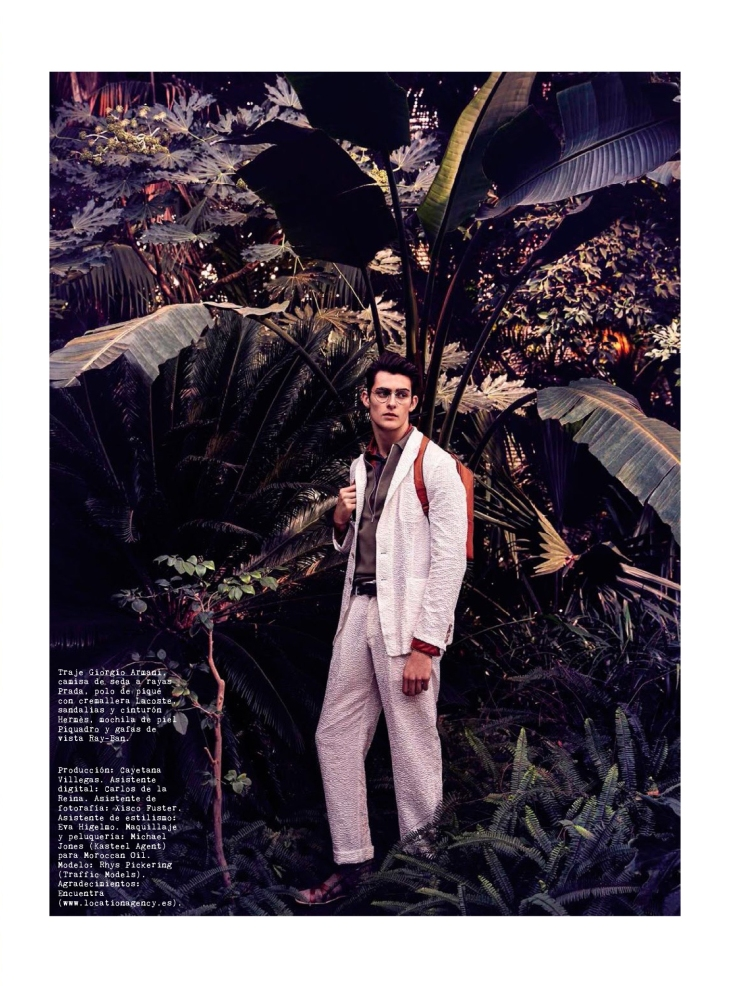 GQ Style Spain - Spring/Summer 2016