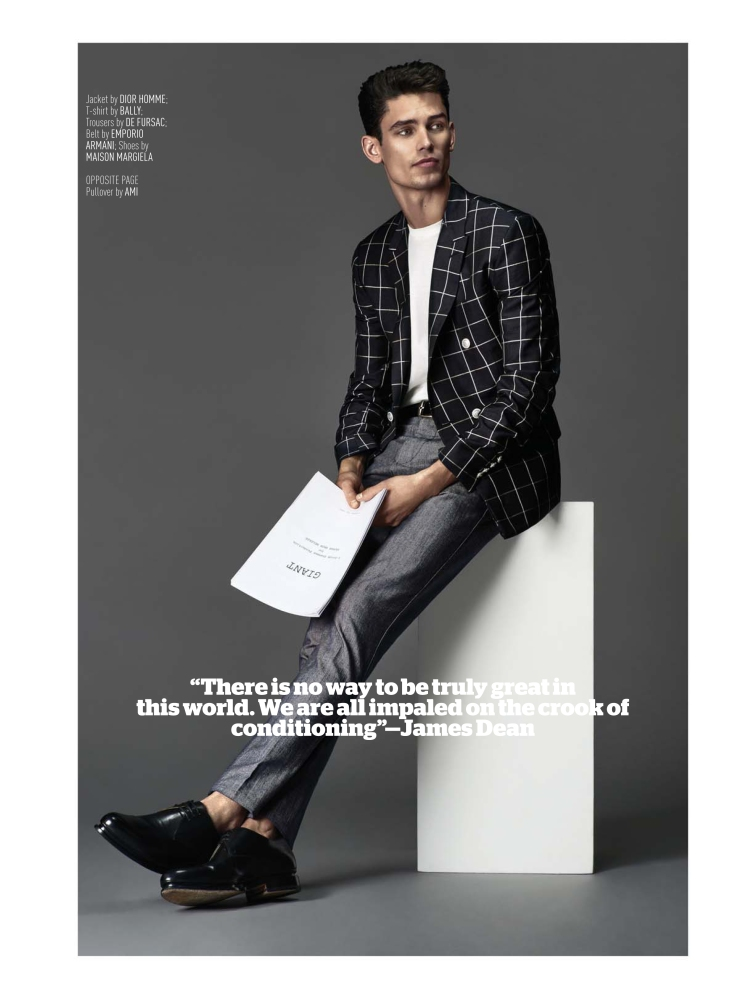 August Man Malaysia - April 2016