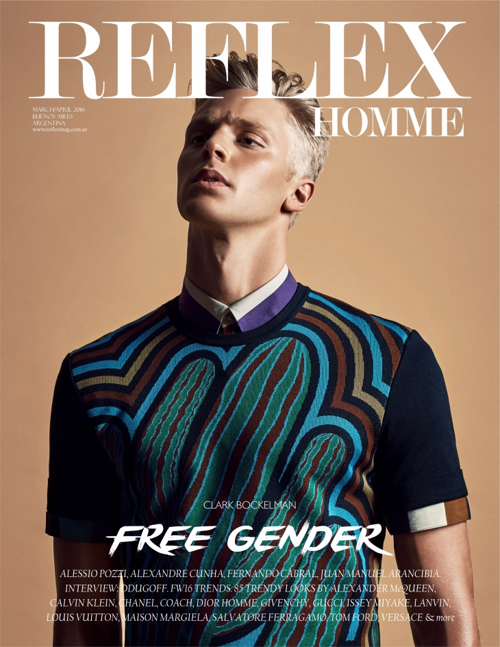Reflex Homme - March/April 2016