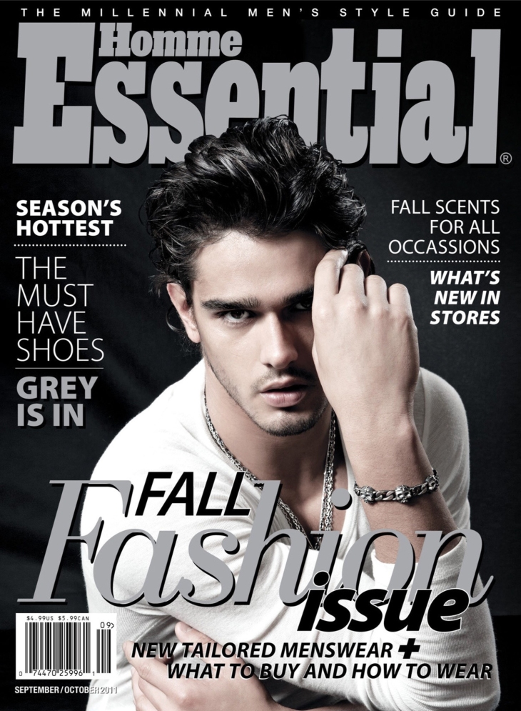 Essential Homme - September/October 2011