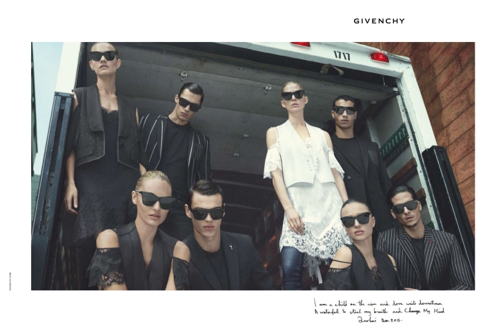 Givenchy Eyewear - Spring/Summer 2016