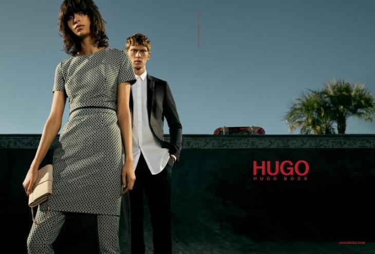 HUGO by Hugo Boss - Spring/Summer 2016