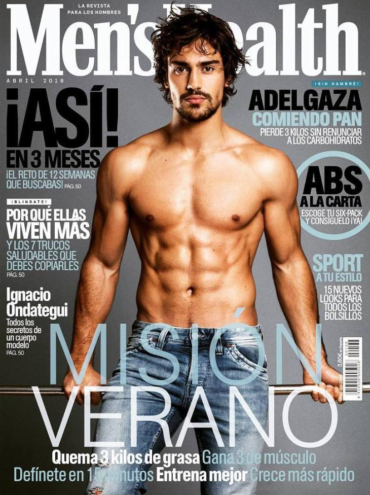Men's health Spain - April 2016