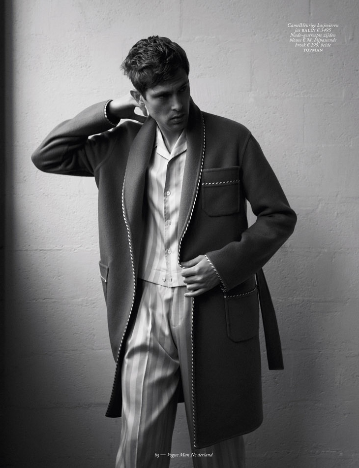 Vogue man Netherlands - Spring/Summer 2016