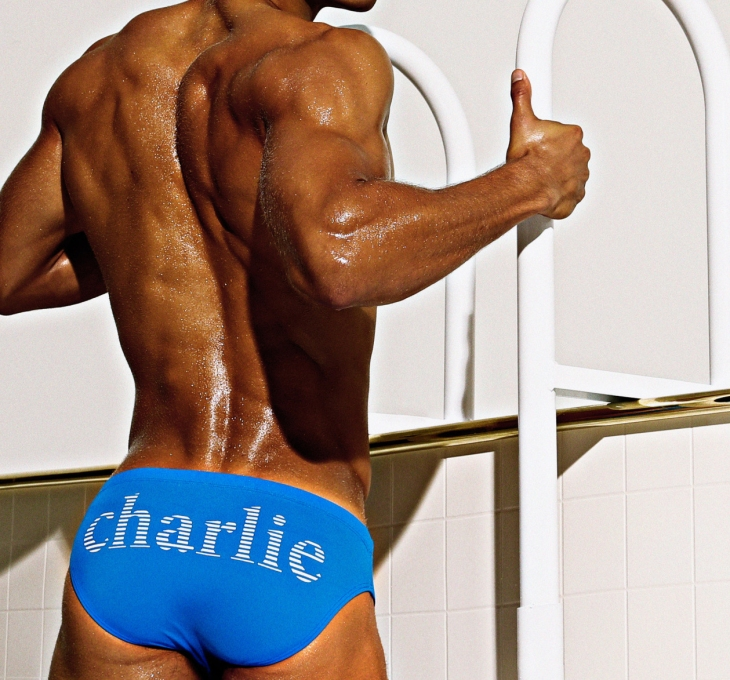 Charlie by Matthew Zink - Spring/Summer 2016