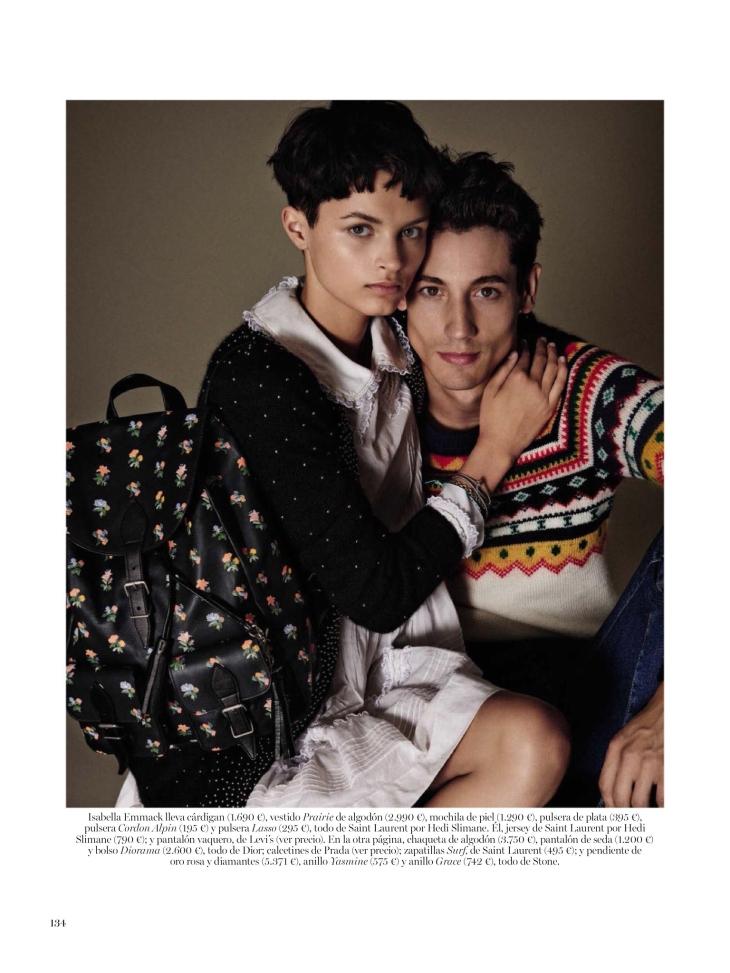 Vogue Spain - January 2016