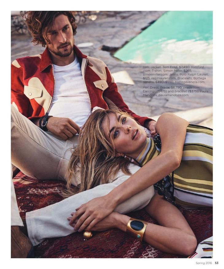 Luxury Magazine - Spring 2016