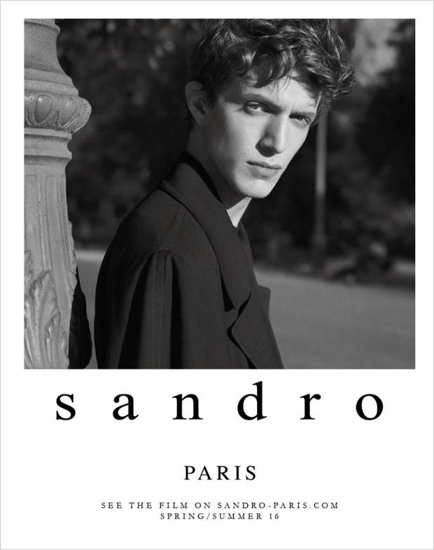 Sandro - Spring/Summer 2016