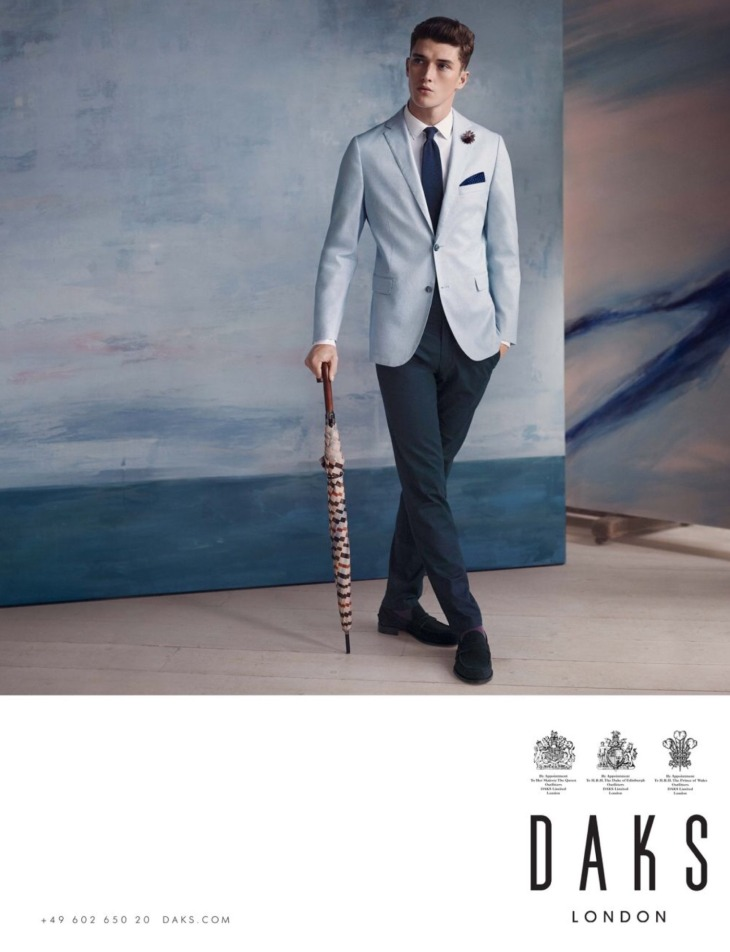 DAKS London - Spring/Summer 2016