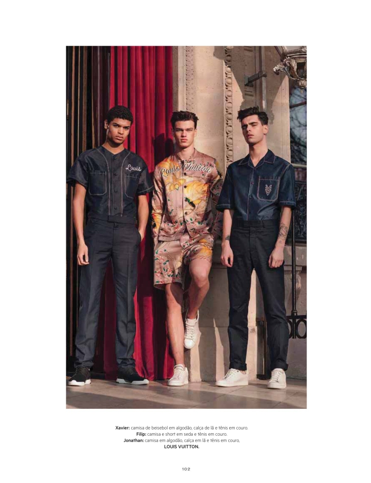 L'Officiel Hommes Brazil - Spring/Summer 2016