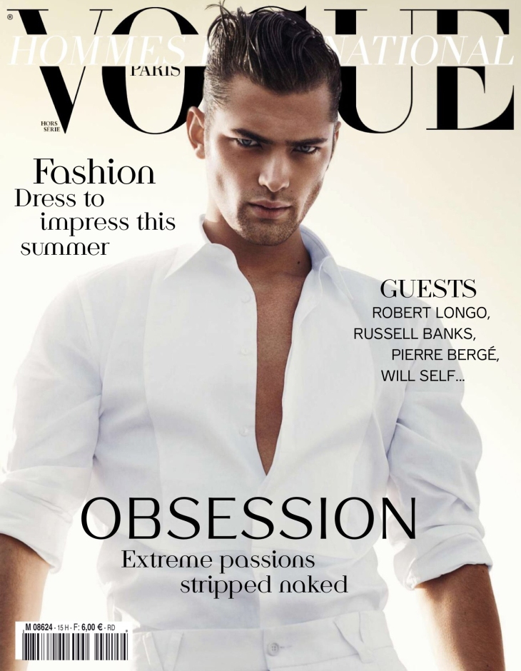 Vogue Hommes - Spring/Summer 2012