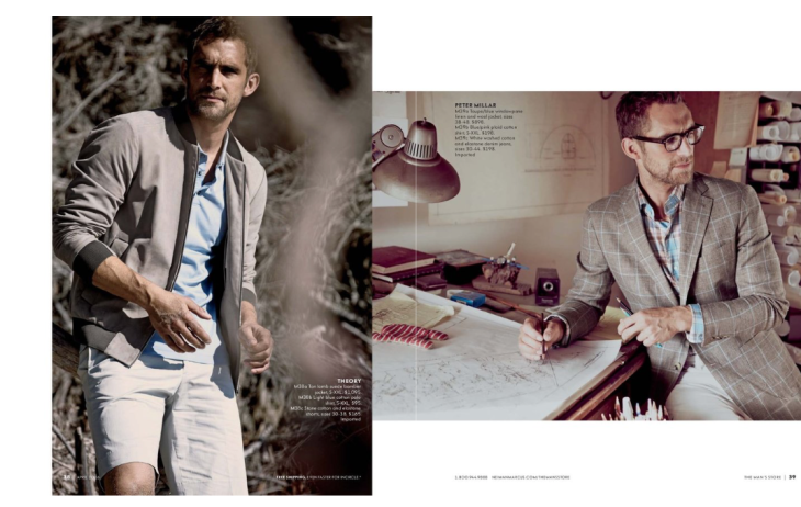 Neiman Marcus - April 2016 Style Guide