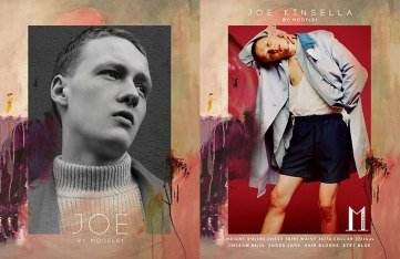 Models 1 - LCM S/S 2017 Show Pack