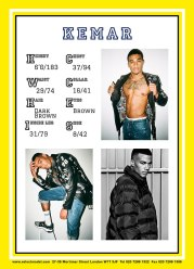 Select Models - LCM S/S 2017 Show Pack