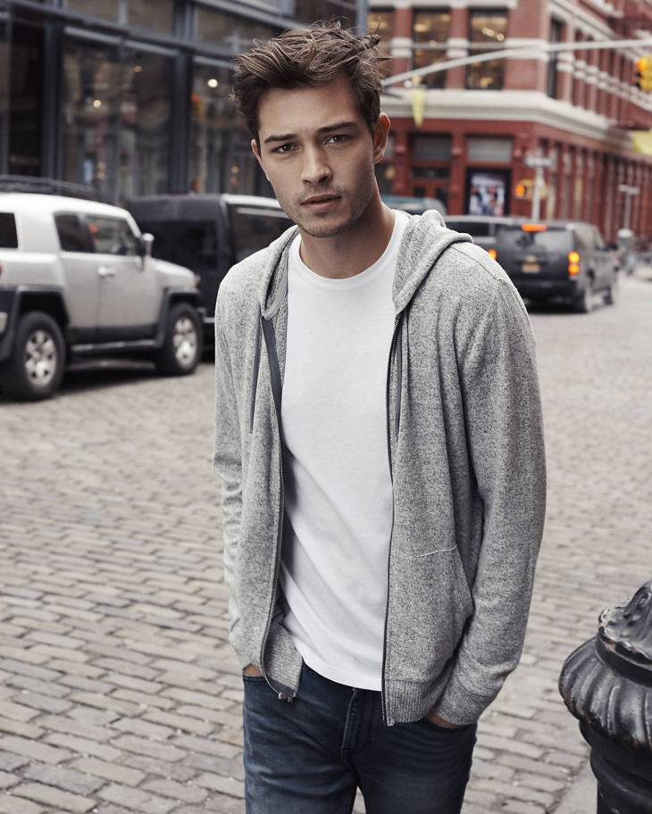 FRANCISCO LACHOWSKI MODELS NEW ARRIVALS for EXPRESS ...