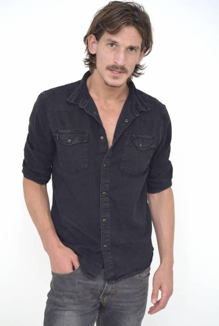 Jarrod Scott @ WhyNot Model Management