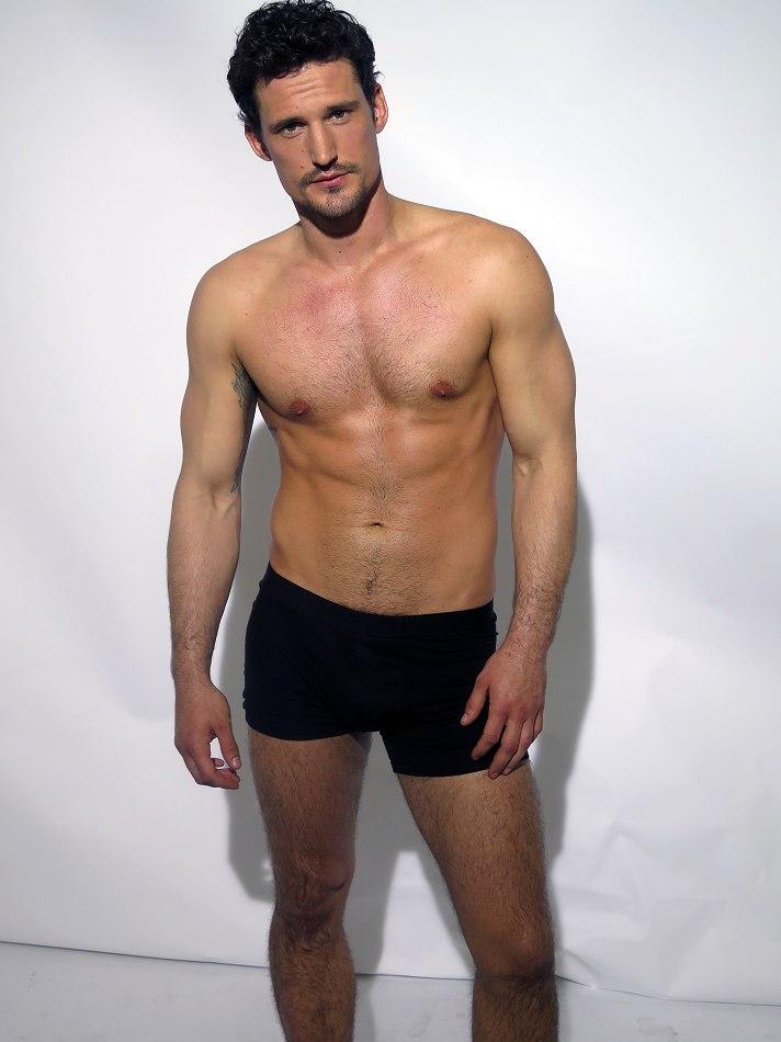 Sam Webb @ Select Model Management