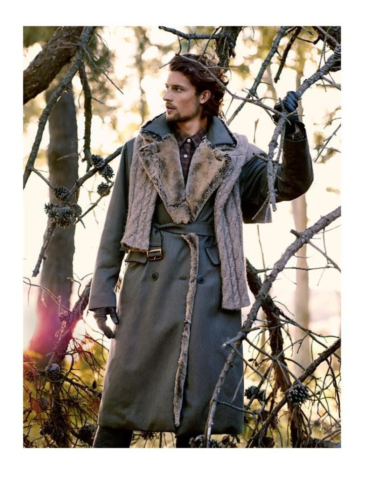 Vogue Hombre - Fall/Winter 2013