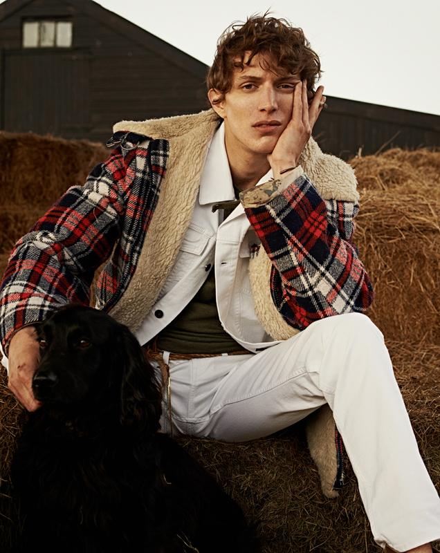 Vogue Man netherlands - Spring/Summer 2016