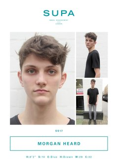 Supa Model MGMT - LCM S/S 2017 Show Pack