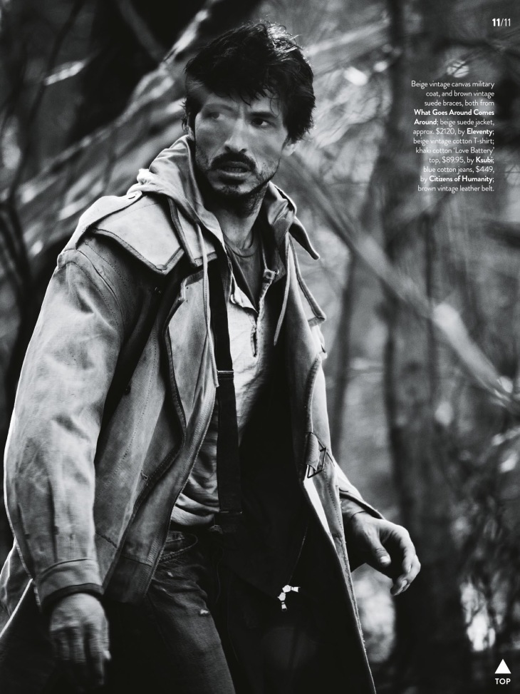 GQ Australia - March/April 2016