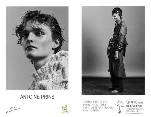 Bananas Models - PFW S/S 2017 Show Pack