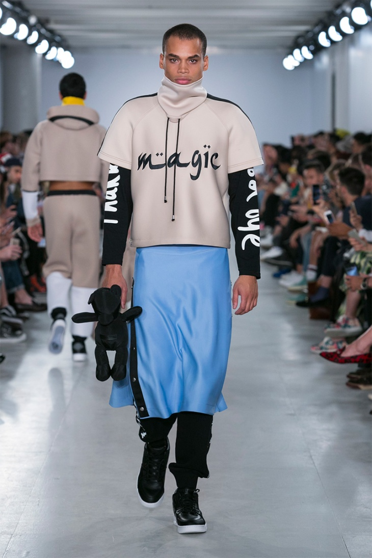 Bobby Abley - Spring/Summer 2017