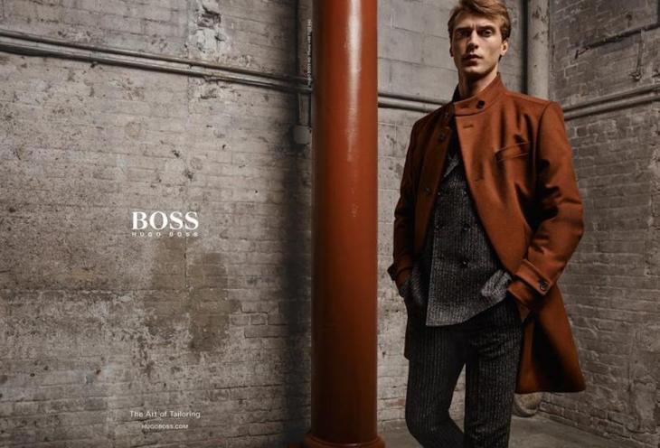 Hugo Boss - Fall/Winter 2016