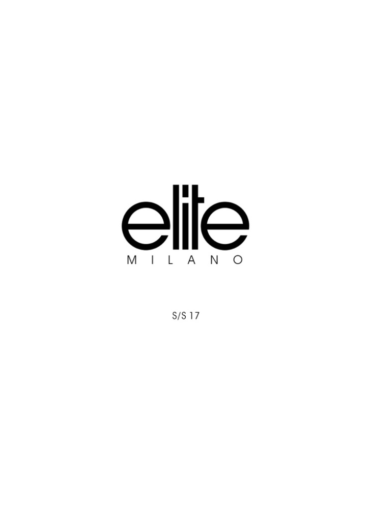 Elite Milano - MFW S/S 2017 Show Pack