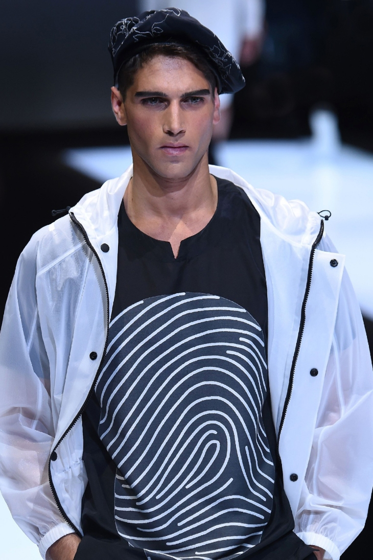 FASHION-SPRING-MEN-EMPORIO ARMANI