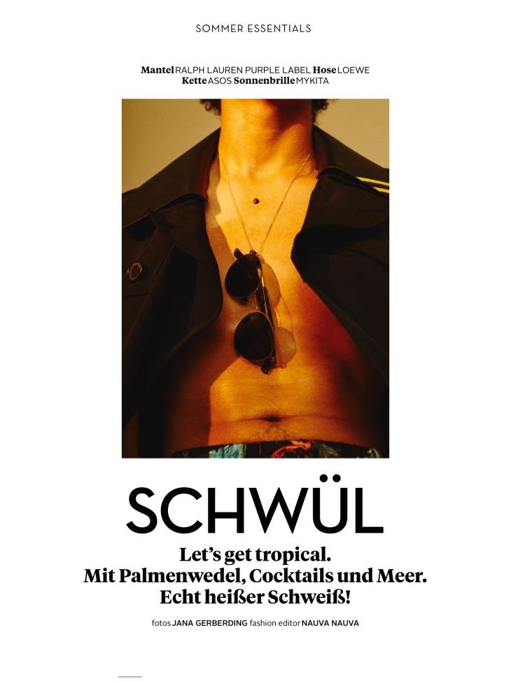 L'Officiel Hommes Germany #6