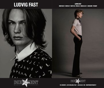 Independent Model MGMT - MFW S/S 2017 Show Pack