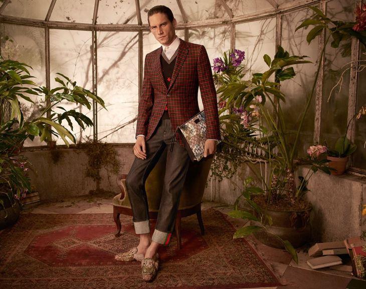 Gucci Tailoring - Fall/Winter 2016