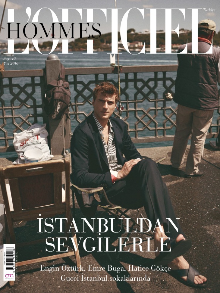 L'Officiel Hommes Turkey #10