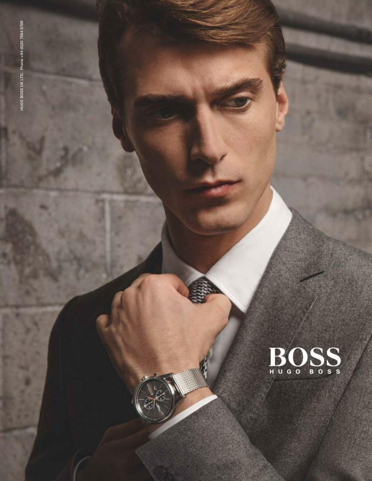 Hugo Boss Watches - Fall/Winter 2016