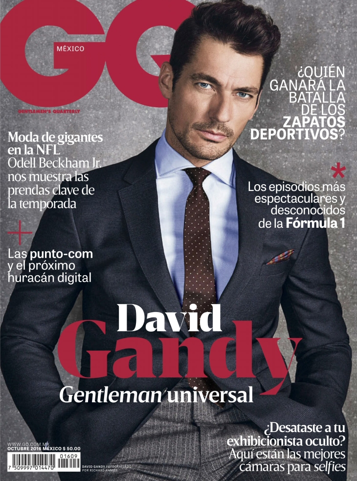 GQ Mexico - October 2016