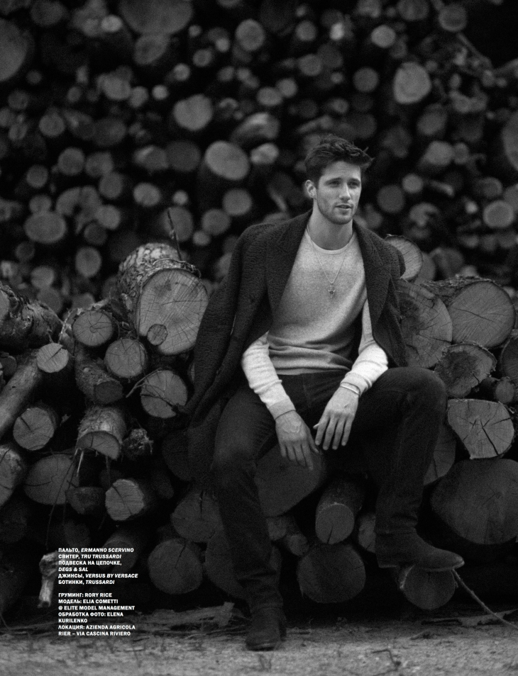L'Officiel Hommes Ukraine - Fall/Winter 2016
